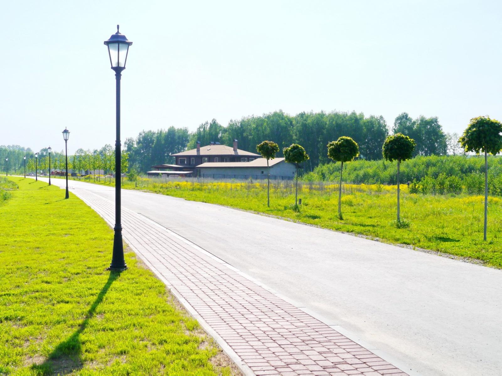 ул. Солнечная, май 2015